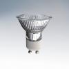 Лампа галогенная с алюминиевым отражателем  HP16 ALUM GU10